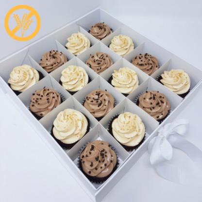 Cupcakes bez mouky