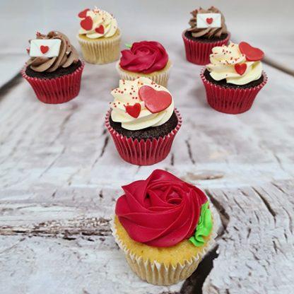 valentynske cupcakes family bakery