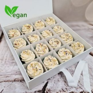 veganske cupcakes