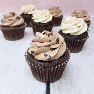 Family Bakery cupcakes cokolada karamel