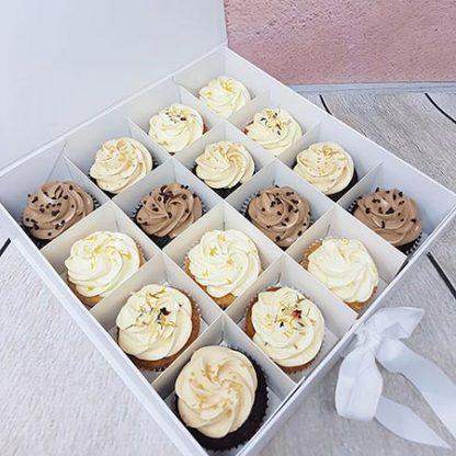 Family Bakery cupcakes cokolada vanilka citron karamel