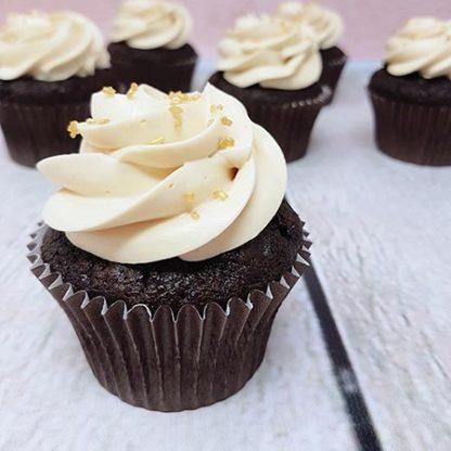 Family Bakery cupcakes karamel