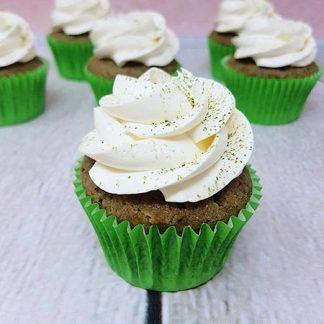 Matcha cupcakes Family Bakery