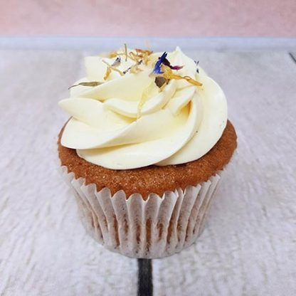 Vanilkovy cupcake od Family Bakery
