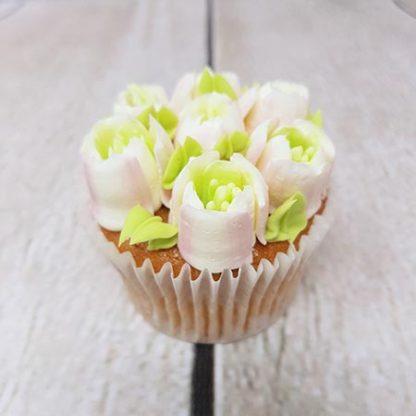 cupcake tulipan