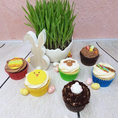Velikonocni cupcakes