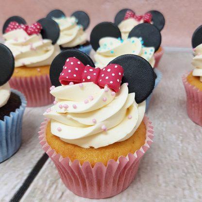 Mickey Minnie cupcakes