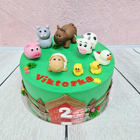 Kids cake 4