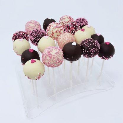 Cakepops s cukrovým sypáním