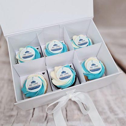 Na1lodi cupcakes 6ks