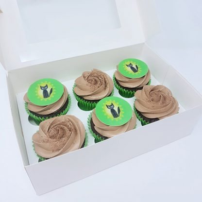 Slunicko cupcakes 6ks