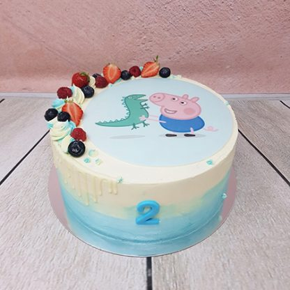 Peppa pig dort