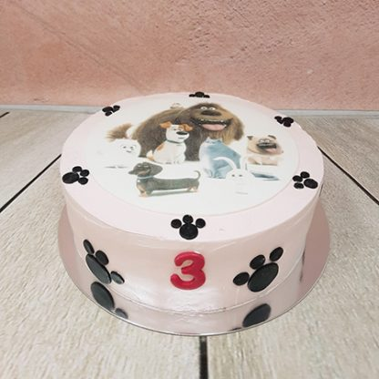 Tajny zivot mazlicku dort
