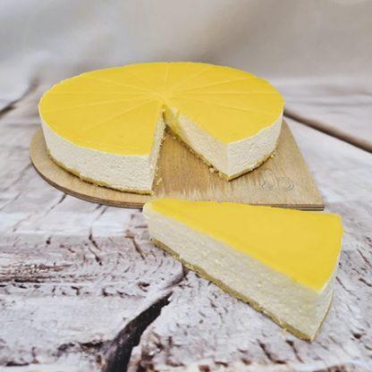 cirtonovy cheesecake nepeceny